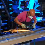 Welding at Triton Industries